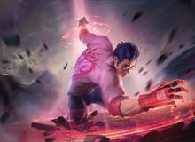 """Tencent Games lại chơi trội, ra mắt cả hình nền riêng cho gói Đa Sắc Lee Tiểu Long - """"Quốc phục"""" của LMHT Trung Quốc"""