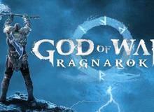Tin buồn cho game thủ, bom tấn God of War: Ragnarok bị hoãn sang năm 2022