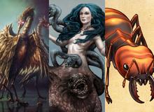 Những sinh vật kỳ quái từng xuất hiện trong thần thoại Hy Lạp