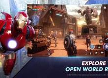Game nhập vai thế giới mở có quy mô lớn nhất về vũ trụ Marvel ra mắt, người chơi VN có chơi được không?