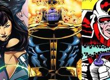 Điểm nhanh 10 Eternals mạnh mẽ nhất lịch sử Marvel, Thanos cũng chỉ đứng hạng gần chót
