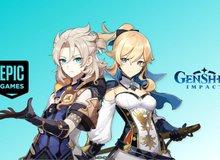 Bỏ qua Steam, Genshin Impact sẽ phát hành trên Epic Games Store
