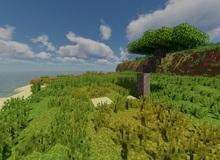 Những công trình kiến trúc trong game khiến người chơi ngỡ ngàng, du lịch giữa mùa dịch là đây chứ đâu!