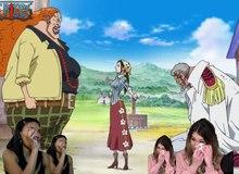 One Piece: Được mệnh danh là anh hùng hải quân tuy nhiên Garp lại bất lực trước người phụ nữ này?