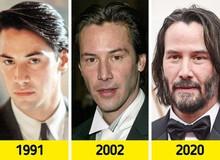 Dàn sao Hollywood đã thay đổi kiểu tóc thế nào kể từ khi xuất hiện lần đầu tiên trên màn ảnh rộng