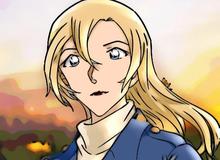 """Conan chap 1075 sẽ chứng kiến câu chuyện tình yêu của """"nữ thần gió"""" Hagiwara Chihaya và chàng thanh tra tốt bụng"""