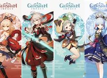 Chán nản với việc bị leak, Genshin Impact công bố luôn nhân vật mới trước cả tháng trời