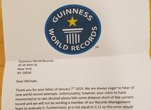 """Thanh niên """"được"""" Guinness viết thư từ chối vì kỷ lục không ai thèm phá, đã thế còn sai kiến thức cơ bản"""