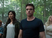 Marvel: Câu trước vả câu sau, các Eternals hứa hẹn sẽ trở thành nhân tố tấu hài cạnh tranh trong mùa 4