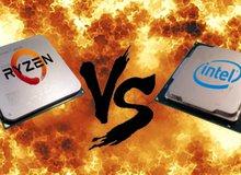 AMD hoàn toàn thua thiệt, game thủ rất yêu thích chip Intel