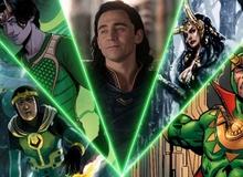 """Điểm mặt 4 phiên bản """"ông hoàng lừa đảo"""" Loki ấn tượng nhất từng xuất hiện trong Marvel Comics?"""