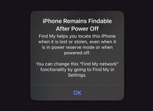 iOS 15 có thể tìm iPhone của bạn ngay cả khi đã tắt nguồn hoặc bị kẻ trộm khôi phục cài đặt gốc