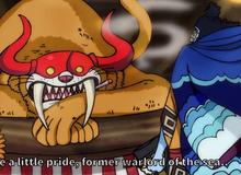 Spoil full One Piece chap 1018: Jinbe áp đảo Who's Who, sức mạnh của Thất Vũ Hải được thể hiện