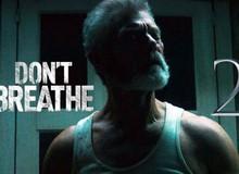 """Sốc với trailer """"bẻ lái"""" của Don't Breathe 2: Gã mù hoàn lương chưa lâu liền bị """"giang hồ"""" truy sát khốc liệt"""