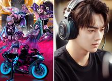"""Thảm họa phim ngôn tình """"bú fame"""" Esports của Trung Quốc bị tố đạo nhái trắng trợn ca khúc của Riot Games"""