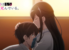 """Thám Tử Đã Chết: Các fan anime sẽ được chứng kiến nam chính úp mặt vào tâm hồn """"to tròn"""" của """"Waifu quốc dân mới"""""""