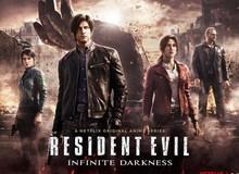Review phim Resident Evil: Infinite Darkness – Đã là fan thì không thể bỏ qua