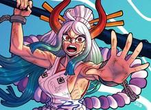 """Hỏi đáp One Piece tập 99: Cha con Kaido thích ăn cá sống, Oda tiết lộ về mái tóc """"siêu dị"""" của Oden"""