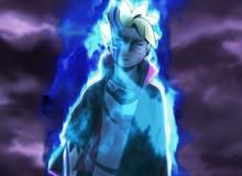 """Boruto: Hình ảnh con trai Naruto bị Momoshiki """"nhập"""" đã được lên anime, đôi mắt Jougan biến mất không dấu vết"""