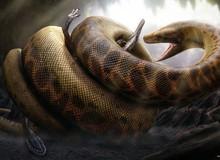 Những sinh vật khổng lồ từng xuất hiện trong lịch sử Trái Đất