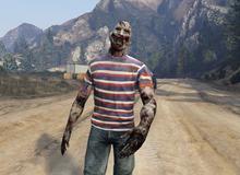 Zombie, Slender Man và những skin rùng rợn nhất của GTA mà các game thủ từng tạo ra trong quá khứ