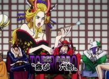 Tobi Roppo đã chính thức xuất hiện trong anime One Piece, lên màu nhìn ai cũng đẹp hơn hẳn