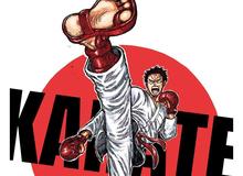 Đôi tông huyền thoại của Luffy xuất hiện trong tranh cổ động Olympic Tokyo mùa hè 2020 do tác giả One Piece vẽ tặng