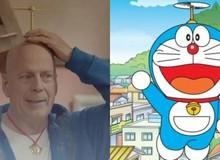 Chết cười với Doraemon phiên bản đời thật cục xúc, tay còn to hơn cả Chaien
