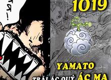Spoil nhanh One Piece chap 1019: Yamato biến thân đánh nhau cùng ông bố Kaido