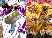 """One Piece: Dấu hiệu mạnh mẽ cho thấy Sanji sở hữu Haki quan sát nâng cao có thể """"nhìn thấu tương lai"""""""