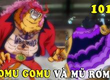 Soi những chi tiết thú vị trong One Piece chap 1018: Thần mặt trời Nika là ai? (P.2)