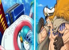 Cộng đồng bất ngờ với hình ảnh bảo bối chong chóng tre xuất hiện trong One Piece chap 1019