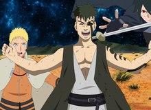 Boruto chap 60 chứng kiến cảnh Naruto nhận Kawaki là con nuôi, quyết tâm rèn giũa tài năng trẻ