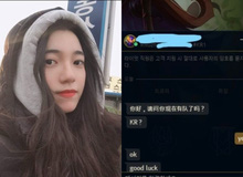 LMHT: Nữ game thủ Thách đấu Hàn từng bị Ghost , BeryL... miệt thị, bất ngờ được nhà vô địch LPL liên hệ