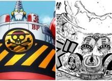 """One Piece 1019 chứng minh rằng sức mạnh của """"người máy băng Mũ Rơm"""" đã ở cấp độ của Tobi Roppo"""