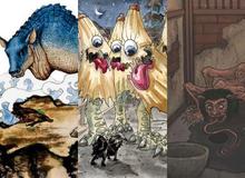 Những loài quái vật kỳ quái trong truyền thuyết châu Á
