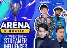 Cris Devil Gamer, Vinh Râu, Hùng Dũng cùng dàn tuyển thủ Việt Nam sẽ xuất hiện trong gameshow mới của FIFA Online 4