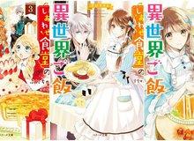 Top 10 anime và light novel isekai chủ đề ẩm thực làm khán giả phải đói bụng (P.1)