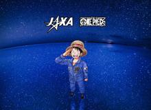 """Vì quá nổi tiếng ở Nhật Bản, One Piece được ra ngoài vũ trụ vào tháng 8 để đi tìm """"kho báu vĩ đại nhất vũ trụ"""""""