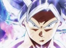 Dragon Ball Super: Xếp hạng các nhân vật sử dụng Bản Năng Vô Cực, Goku vẫn còn non và xanh lắm