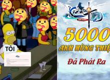 Sau 24 giờ, Kiếm Thế ADNX Mobile đạt kỷ lục về số lượng game thủ báo danh nhận Anh Hùng Thiệp