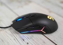 """Chuột gaming Fuhlen G6 RGB: LED 16,8 triệu màu siêu đẹp, đầm tay, ngon rẻ bền """"bất tử"""""""