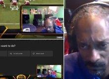 Tập làm streamer nhưng học nghề chưa thông, Snoop Dogg khiến fan khóc ròng khi lên sóng 4 lần thì 3 hôm quên bật mic