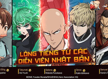 """One Punch Man: The Strongest hứa hẹn """"đánh gục"""" game thủ Việt bởi những thành tựu nổi bật của một thương hiệu đình đám"""