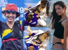 """Nữ VĐV lộ vòng 1 trên sàn đấu chưa phải """"nóng"""" nhất, dàn hot girl đang """"đốt cháy"""" Olympic Tokyo gồm những ai?"""
