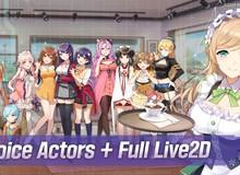 """Tựa game Anime với nội dung """"người lớn"""" phát hành toàn cầu, thú vị là game thủ Việt """"không bị ra rìa"""""""