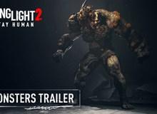 Hóa thân thành quái vật gớm ghiếc trong game zombies, parkour - Dying Light 2