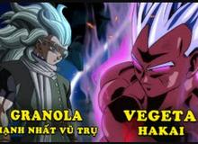"""Dragon Ball Super: Bản chất sức mạnh hủy diệt của Hakai, thứ có thể giúp Vegeta đánh bại """"Kẻ sống sót"""" Granolah"""
