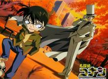 Spoil Conan chap 1078: Conan lật tẩy chiêu trò của siêu trộm Kid, chiếc vương miện được trả lại