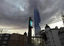 Tòa nhà khổng lồ City 17 trong Half-Life 2 có chiều cao gần bằng đỉnh Everest